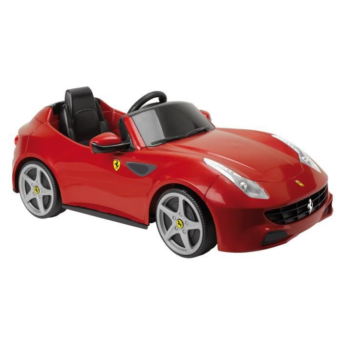 feber voiture electrique ferrari ff achat vente voiture ferrari ff cdiscount. Black Bedroom Furniture Sets. Home Design Ideas