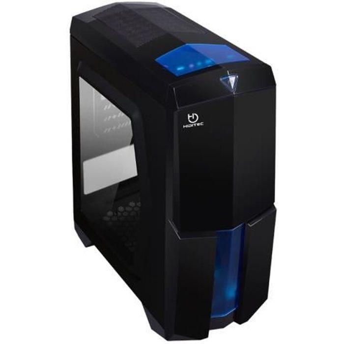 BOITIER PC  HIDITEC NG-X1 Tour midi ATX pas d'alimentation (AT