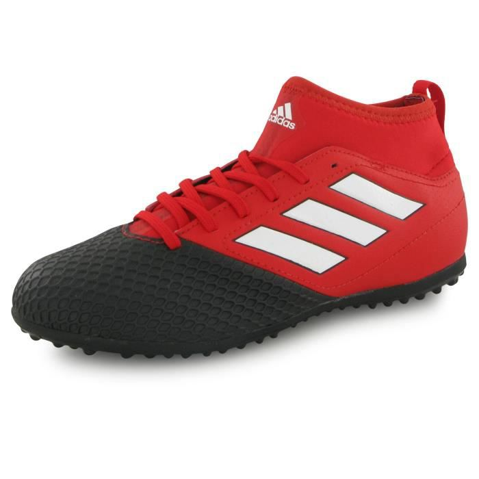 new style 32035 2a73f Adidas Ace 17.3 Tf rouge, chaussures de football homme