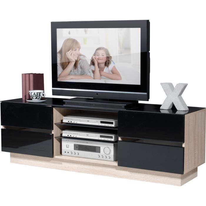 acheter meuble tv occasion. Black Bedroom Furniture Sets. Home Design Ideas