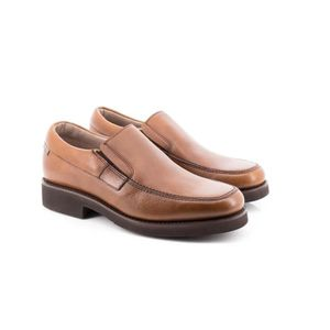 Mocassin Losal Dark Brown Peau