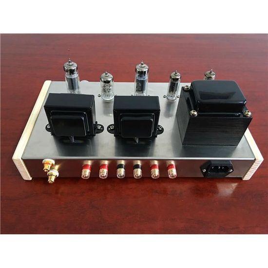 Kalaok Tube /à vide d/électron de pr/éampli de 5670 6N3 9-goupille pour le remplacement damplificateur audio de 6N3P 2c51 5670 396A
