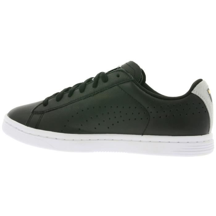PUMA Court Noir Hommes Crafted Court 07 359977 Baskets Star PUMA Tqv7Oyadp