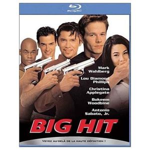 JEU PS3 BLU-RAY THE BIG HIT