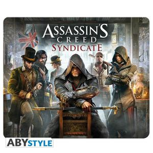 TAPIS DE SOURIS ABYSTYLE Tapis de souris Assassin's Creed Syndicat