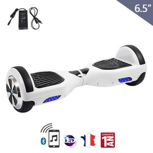 hoverboard blanc achat vente hoverboard blanc pas cher. Black Bedroom Furniture Sets. Home Design Ideas