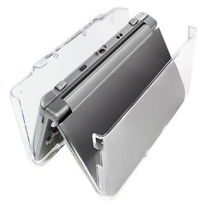 CONSOLE NEW 3DS XL Coque Transparent Crystal Protection Rigide Consol