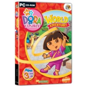 JEU PC Dora The Explorer World Adventure (PC) [UK IMPORT]