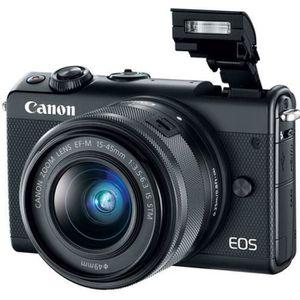 APPAREIL PHOTO HYBRIDE Canon EOS M100 Appareil photo numérique sans miroi