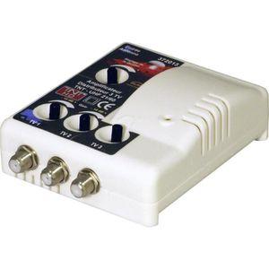 REPETEUR DE SIGNAL Amplificateur TNT UHF Elap 4G 1 entrée 3 sorties -
