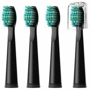 BROSSE A DENTS 4Pack têtes de brosse à dents Fairywill, têtes de