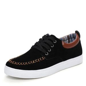 0a8d74f4b063 Chaussures Hommes Classique Sneakers Marque De Luxe Antidérapant ...