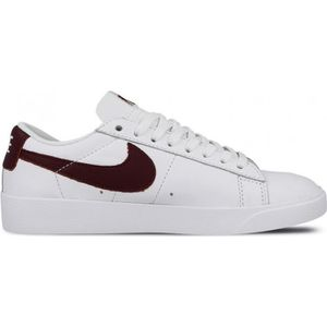 reputable site 4032e 5c6e7 BASKET Basket mode Nike Blazer Low LE Blanc