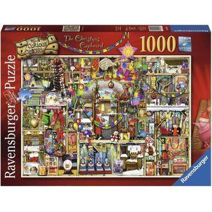 PUZZLE Puzzle Christmas Cupboard Edition de Noël