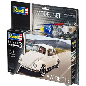 VOITURE À CONSTRUIRE REVELL Model-Set VW Voiture Coccinelle - Maquette