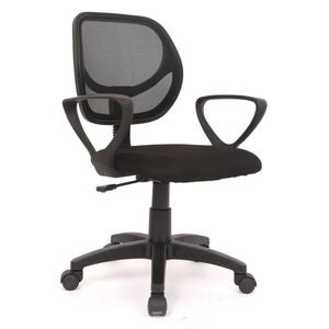 CHAISE DE BUREAU Waytex 78101 Siège fauteuil bureau maille