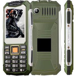 SMARTPHONE Téléphone Incassable GSM dual SIM caméra 2G Blueto