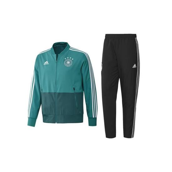 Allemagne Survêtement Football Adidas Presentation