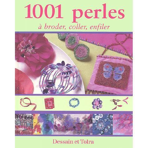 1001 perles a broder coller enfiler