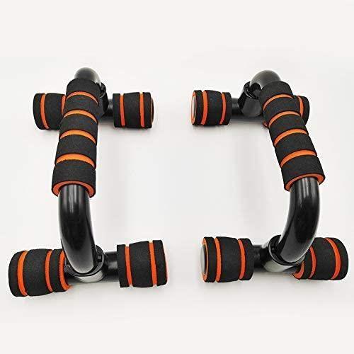 Push up musc Fitness équipement Musculation Thoracique Home Push-ups en Mousse Push-ups en Forme de I Support en Forme de H Push-ups