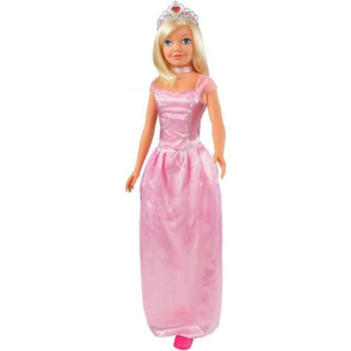 COLORBABY poupée Princesse CB Toys, 105 cm Multicolore () - 44868