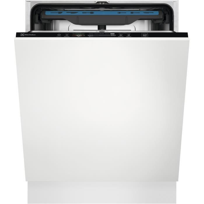 electrolux - lave-vaisselle 60cm 14c 42db a+++ tout intégrable - eem48330l