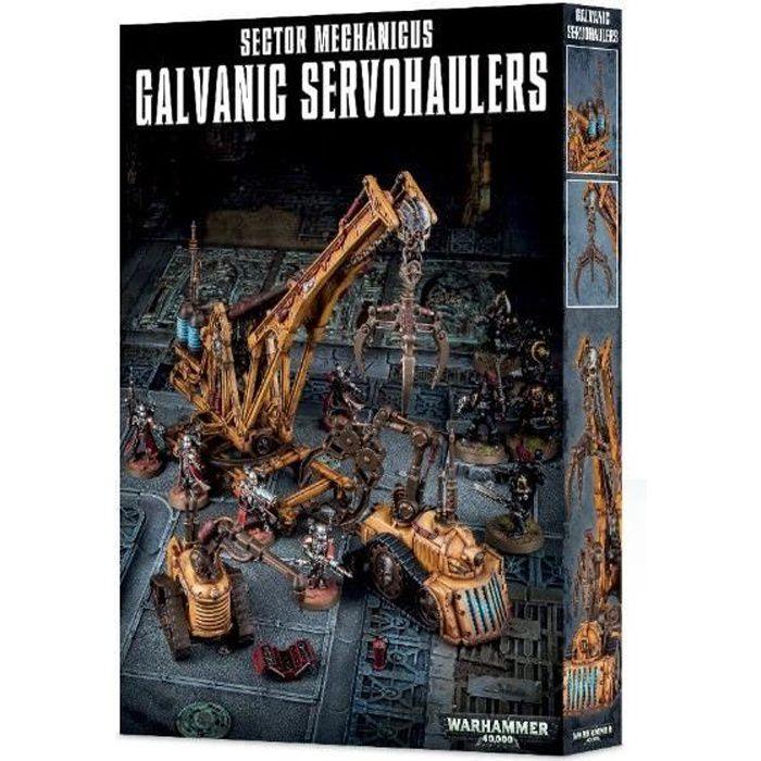 Galvanic Servohaulers 64-46 - Warhammer 40,000