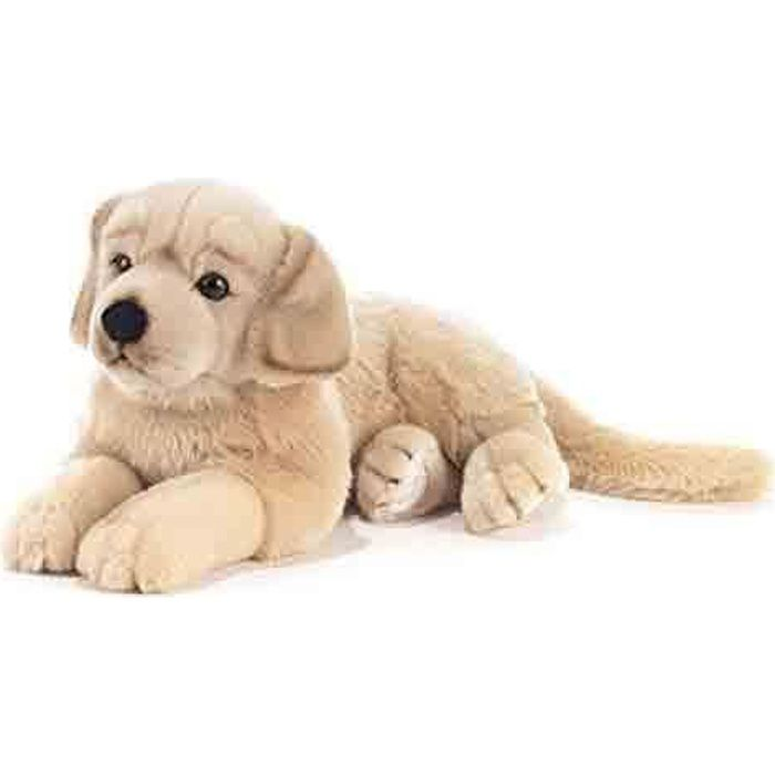 Peluche chien golden retriever 45 cm - Plush & Company