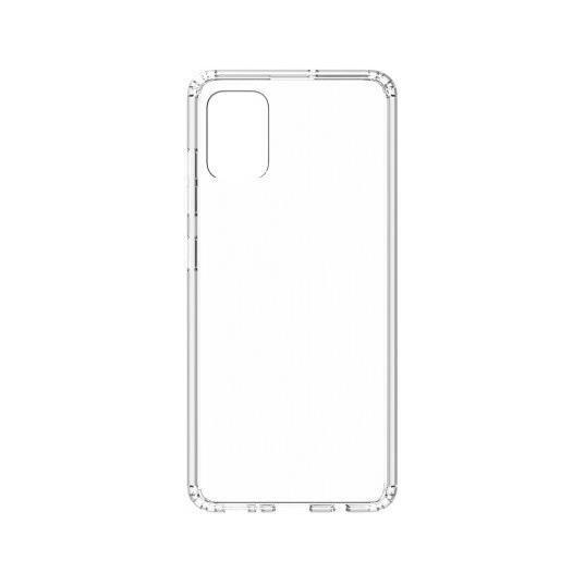 QDOS - coque transparent Galaxy A71 - HYBRID met e