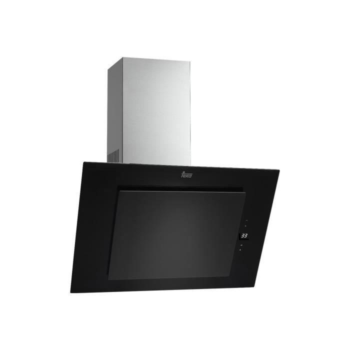Teka __MAESTRO DVT 785 B Hotte hotte décorative largeur : 70 cm profondeur : 42.3 cm extraction et recirculation (avec kit de…