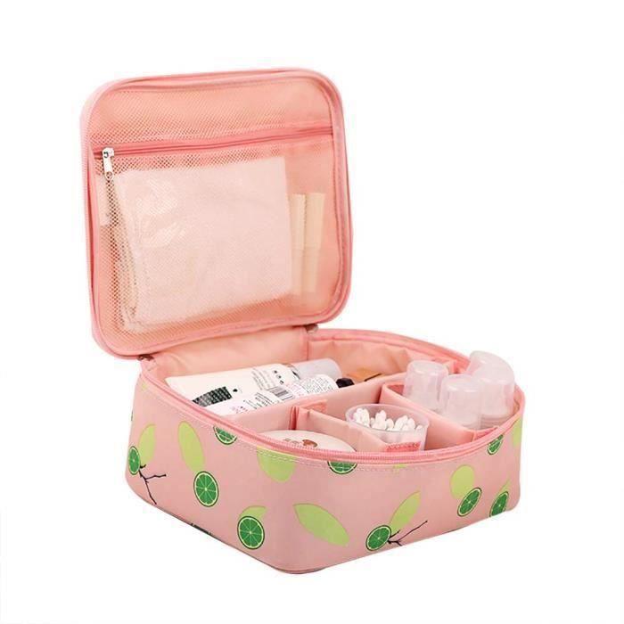 Trousses à Maquillage Pliable Portable Beauté Trousses de Toilette #Style 43