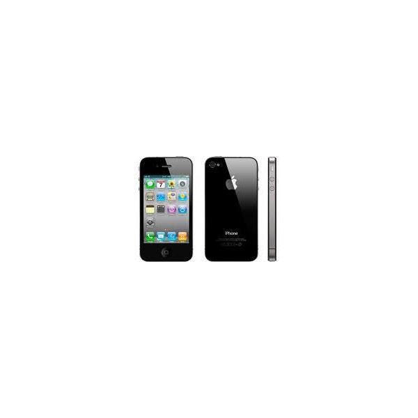 iphone 4 8 go noir achat smartphone pas cher avis et. Black Bedroom Furniture Sets. Home Design Ideas
