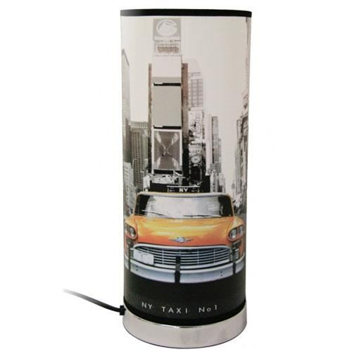 lampe new york taxi n 1 achat vente lampe new york. Black Bedroom Furniture Sets. Home Design Ideas