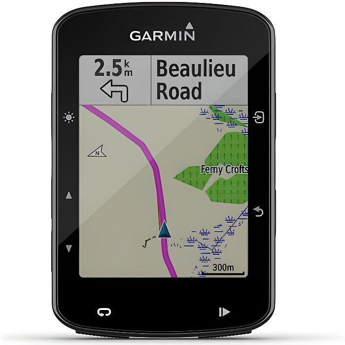 iGPSPORT S60 Lisibilit/é Support de v/élo pour Garmin Edge Noir Compteur de v/élo Guidon