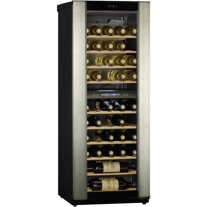 haier jc 160 gdd cave a vin achat vente cave vin. Black Bedroom Furniture Sets. Home Design Ideas
