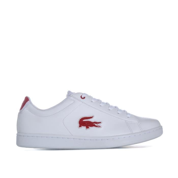 29754d46132 Basket lacoste carnaby evo - Achat   Vente pas cher