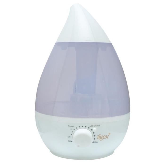 HUMIDIFICATEUR BÉBÉ TIGEX Humidificateur Veilleuse Zen