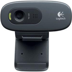 WEBCAM Logitech HD Webcam C270 Webcam HD avec miniphone i