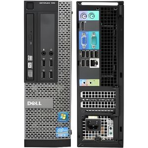 UNITÉ CENTRALE  Dell OptiPlex 790 SFF 4Go 250Go
