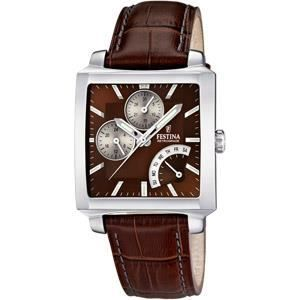 MONTRE F16631-5 - Montre Homme - Quartz - Marron