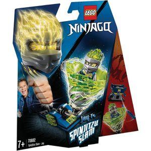 ASSEMBLAGE CONSTRUCTION LEGO® NINJAGO® 70682 Spinjitzu Slam - Jay - Jeu de