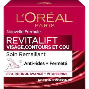 ANTI-ÂGE - ANTI-RIDE L'OREAL PARIS Revitalisant Lifting visage - Contou