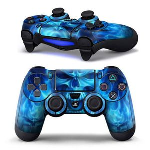 skin manette ps4 achat vente skin manette ps4 pas cher cdiscount. Black Bedroom Furniture Sets. Home Design Ideas