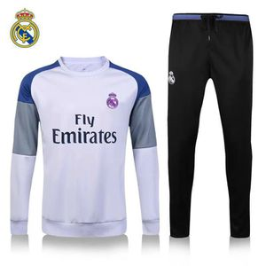 vetement real madrid achat vente pas cher cdiscount. Black Bedroom Furniture Sets. Home Design Ideas