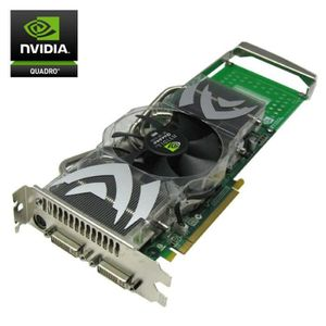 CARTE GRAPHIQUE INTERNE Carte Graphique Pro NVIDIA Quadro FX4500 PCIe x16
