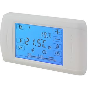 THERMOSTAT D'AMBIANCE Poly Pool pp1468Thermostat programmable numérique