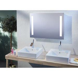 Miroir De Salle De Bain Achat Vente Miroir De Salle De Bain Pas Cher Cdiscount