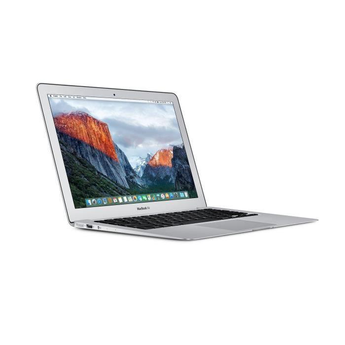 MacBook Air 13.3'' i5-4260U 4Go 256Go SSD -2014