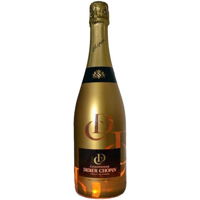 Champagne DIDIER CHOPIN BRUT 1ER CRU AOP CHAMPAGNE