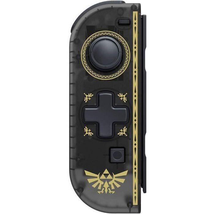 D-pad officiel sous licence Nintendo Joy-Con version Zelda gauche pour Nintendo Switch